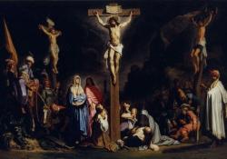 A promessa de Cristo ao ladrão na cruz