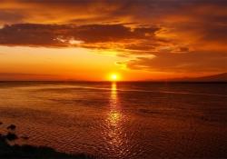 Meditação de por do sol - O sétimo dia posto à parte
