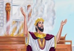Lições da vida de Salomão 10 - A Dedicação do Templo