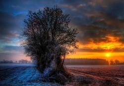 Meditação de por do sol - Sinal divino de santificação