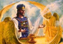 Lições a vida de Salomão 9 - A arca do concerto