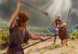 A fuga de Davi