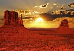 Meditação de por do sol - Deixando Deus escolher por mim