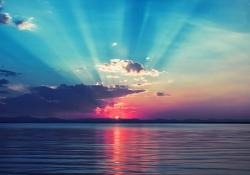 Meditação de pôr do sol - Autocontrole e Apreciação