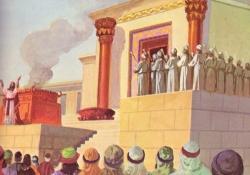 Lições da vida de Salomão 4 – O trabalho dos levitas