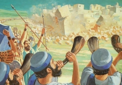 A tomada de Jericó
