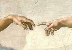 A origem do homem, sua natureza e destino na morte