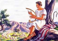 Lição 6 - Davi e Saul