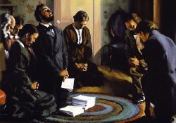 Série Espírito Santo - História do debate no movimento adventista