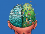 Caminhar junto à natureza acalma o cérebro