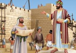 Neemias, exemplo de liderança eficaz