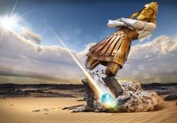 A história do mundo num capítulo da Bíblia