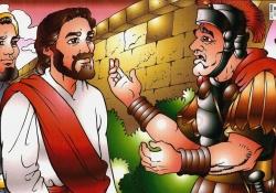 A fé que maravilha Jesus